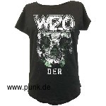 WIZO: DER Tour Girlshirt, lossy
